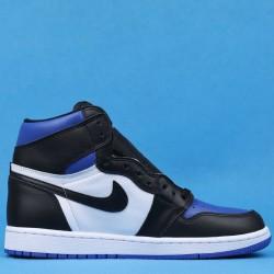 "Air Jordan 1 High ""Game Royal Toe"" Blue Black White 555088-041 40-46"