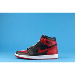"Air Jordan 1 High ""Homage To Home"" Red Black White 861428-061 40-46"