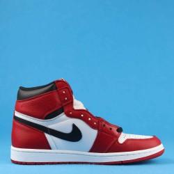 "Air Jordan 1 High ""Homage To Home"" Red Black White 861428-061 40-46"