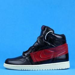 "Air Jordan 1 High Defiant ""Couture"" 2019 Black Red BQ6682-006 40-46"