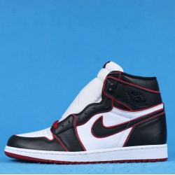 "Air Jordan 1 High OG ""Meant To Fly"" Black Red White 555088-062 40-46"