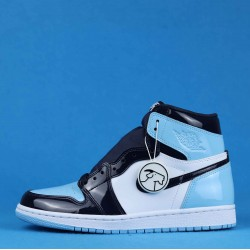 "Air Jordan 1 Retro High ""Blue Chill"" Blue Black White CD0461-401 40-46"