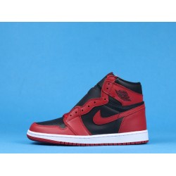 "Air Jordan 1 High 85 ""Varsity Red"" Red Black BQ4422-600 36-46"
