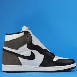 """Air Jordan 1 High OG """"Dark Mocha"""" Black Brown 555088-105 40.5-47"""