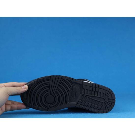 "Sale Air Jordan 1 High ""Panda"" ""Twist"" Black White CD0461-007 36-46 Shoes"