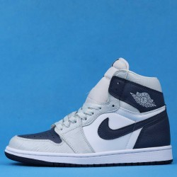 "Air Jordan 1 Retro High OG ""Game Royal"" Blue White CW8576-100 36-46"