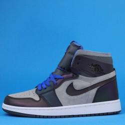 "Nike LPL x Air Jordan 1 High ""Zoom Comfort"" Blue Black DD1453-001 36-45"