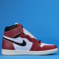 """Nike Trophy Room x Air Jordan 1 High """"Chicago"""" Red White DA2728-100 36-46"""