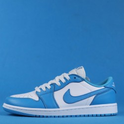 "Dunk SB x Air Jordan 1 Low ""UNC"" Blue White CJ7891-401 36-46"