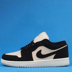 "Air Jordan 1 Low ""Black Guava Ice"" Black White DC0774-003 36-47"
