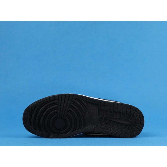 "Sale Air Jordan 1 Low ""Aurora Green"" Black Yellow Blue CK3022-013 36-46 Shoes"