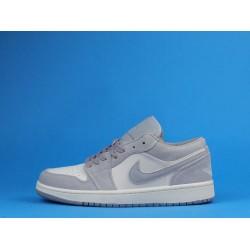 "Air Jordan 1 Low ""Pale Ivory"" Pink White AH7389-102 36-47"