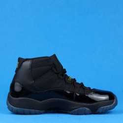 "Air Jordan 11 ""Gamma Blue"" Black Out Black Blue 378037-006 40-46"