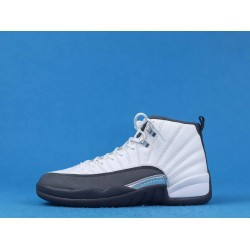 "Air Jordan 12 ""Dark Grey"" White Gray 130690-160 40-46"