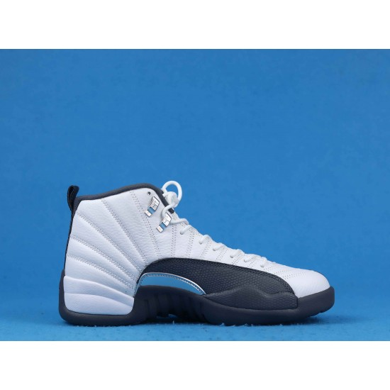 Air Jordan 12 Dark Grey White Gray 130690-160 40-46