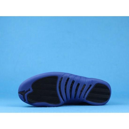 Air Jordan 12 Game Royal Black Blue 130690-014 40-46