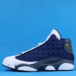 "Air Jordan 13 ""Flint"" GIGI Blue White 414571-404 40-46"
