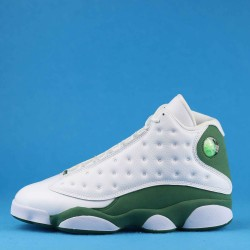 "Air Jordan13 Retro ""Ray Allen PE"" White Green 414571-125 40-46"
