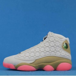 "Air Jordan 13 ""Chinese New Year"" Brown Pink CW4409-100 36-46"