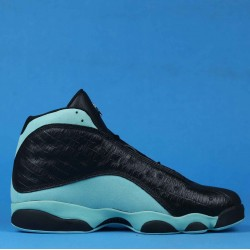 "Air Jordan 13 Retro ""Island Green"" Black 414571-030 36-46"