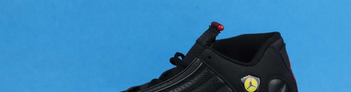New Air Jordan 14 In The Shop