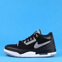 """Air Jordan 3 OG """"Black/Cement"""" Black Gray 854262-001 40-46"""