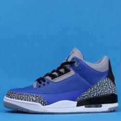 """Air Jordan 3 """"Varsity Royal"""" Blue White Black CT8532-400 40-46"""