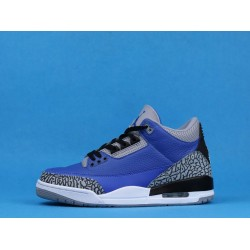 "Air Jordan 3 ""Varsity Royal"" Blue White Black CT8532-400 40-46"