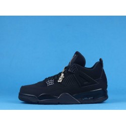 "Air Jordan 4 ""Black Cat"" Triple Black CU1110-010 40-46"