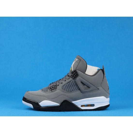 Air Jordan 4 Cool Grey White Gray 308497-007 40-46
