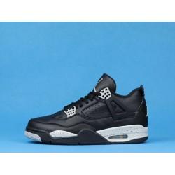 "Air Jordan 4 ""Oreo"" Remastered Black White 314254-003 40-46"
