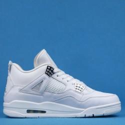 "Air Jordan 4 ""Pure Money"" White 308497-100 40-46"