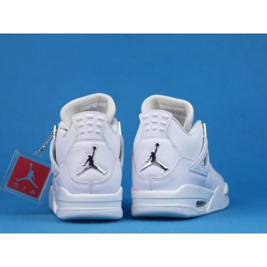 Air Jordan 4 Pure Money White 308497-100 40-46