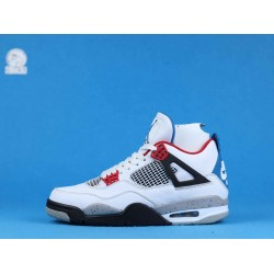 "Air Jordan 4 Retro SE ""What the 4"" White Red Blue CI1184-146 40-46"