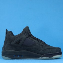 "Kaws x Air Jordan 4 ""Kaws"" Black 930155-001 40-46"