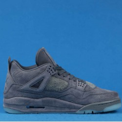 "Kaws x Air Jordan 4 ""Cool Grey"" Gray 930155-003 40-46"