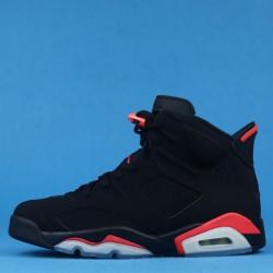 """Air Jordan 6 """"Infrared"""" Black Red 384664-060 40-46"""