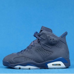 "Air Jordan 6 ""Diffused Blue"" Blue White 384664-400 40-46"