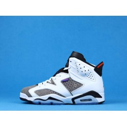 "Air Jordan 6 ""Flint"" Blue Gray C13125-100 40-46"