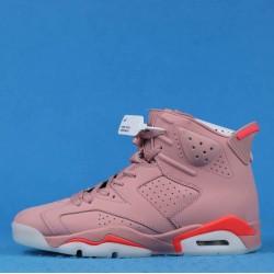 "Aleali May x Air Jordan 6 ""Millennial Pink"" Pink White CI0550-600 40-46"