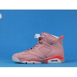 "Aleali May x Air Jordan 6 ""Millennial Pink"" Pink White CI0550-600 40-46"