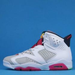 "Air Jordan 6 ""Hare"" Red White CT8529-062 36-46"