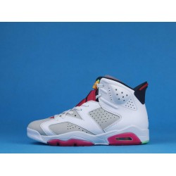 "Air Jordan 6 ""Hare"" Red White CT8529-062 36-46"