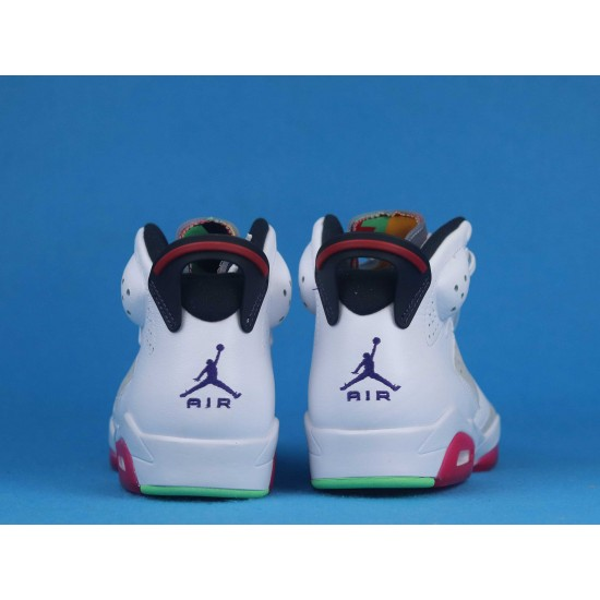 Air Jordan 6 Hare Red White CT8529-062 36-46